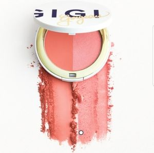 GIGI GORGEOUS  The Only Blush Duo in Authentic + P